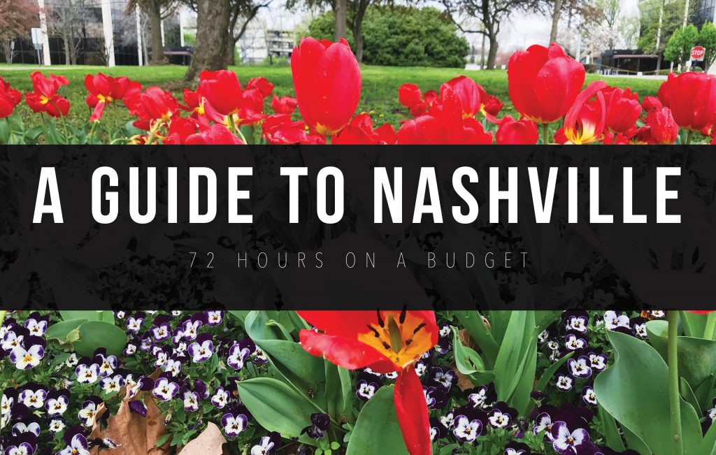 72 HOURS IN NASHVILLE FEATURED PHOTO
